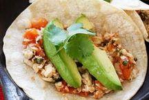 Food: Healthy Eats / by Sarah Elizabeth