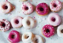 Donuts, Eclairs, & Cream Puffs / by Megan Croft