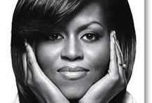 Michelle / An inspiring first lady and her family / by Shereen Leissius