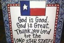 TEXAS! / by Bette Culling