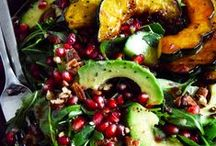 Salads, Greens & Beyond