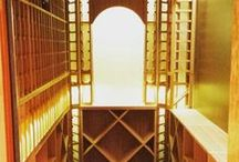 Tru Woodcraft Wine Cellars / custom wine cellars designed and created by Steve from Tru Woodcraft Inc