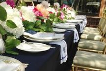 ENTERTAINING | tablescapes / by Joanne D'Amico