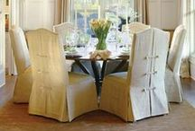 DECOR | dining rooms / by Joanne D'Amico
