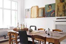 Interiors / by Shannon Smerdzinski