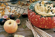 Fall Food & Decor / I love fall! / by Sarah Rulseh