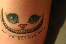tattoos and piercings / by Sally Kudla