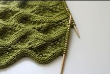 knitting stitches library