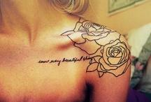 Tattoo / by Victoria Chapman