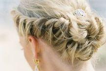 Peinados by Fiancée Bodas / Fiancee Bodas les presenta las tendencias de moda