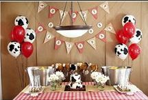 Party Ideas / by Shaye Gibson