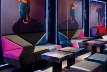 retail & restaurant design / hip bars, restaurants, hotels... / by Barbara Kántor