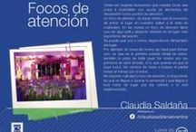 Tips de Claudia Saldaña  / Fiancee Bodas les presenta los consejos de la wedding planner profesional, Claudia Saldaña