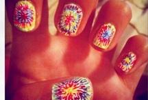 Artsy Nails etc... / by Aishwarya Rajan