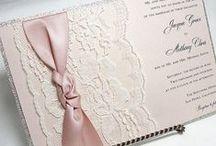 Invitaciones  by Fiancée Bodas / Fiancée Bodas les presenta ideas para sus invitaciones y detalles impresos