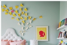 Ideas for Claire's room / by Tara