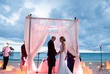 Boda en Playa by Fiancée Bodas / Las mejores ideas para realizar tu boda de destino en la playa.
