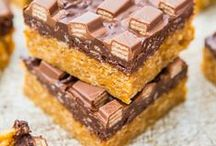 Rice Krispie Treats and Cereal Bars / by Chelsea Gibson