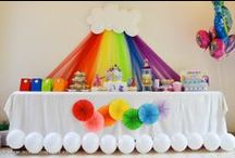 Party ideas / by ☆SUSHI Q☆