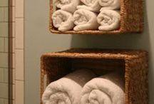 Calm, Clean, Serene Bathroom / by Sara Famularo