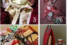 Holiday diy Gifts / by Sara Famularo