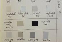 ~Color Palettes~