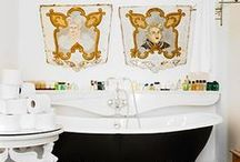 Ultimate Bathrooms / This room is so important and should never be neglected, splurge!