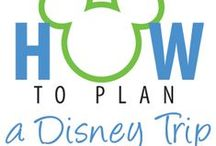 Disney Land/World Trip / Disney trip with my son / by Diana Woodbury