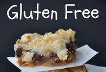 YUM << gluten free / by Ashley Kennard