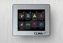 Automazione climatica - Clima+ / flyer clima+
