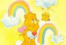 Sweet things, Rainbow and Unicorn