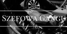 My Book Szefowa Gangu