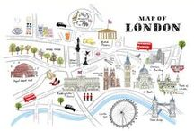 london / by Sophie Soph Cardinali