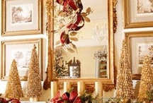 ~~Christmas,~Winter,~Holidays,~Decorating~~ / All things Christmas, Winter, Holidays, Decorating, Noel, Santa, Stockings, Ornaments, Christmas Trees, Gifts,  / by Michelle Moon