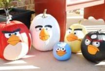 Parties - Angry Birds