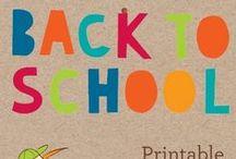 Back to School / by Kidfresh Foods