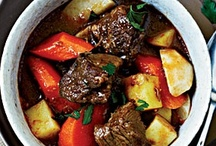 """""""Slow & Low, That Is The Tempo"""" / Slow Cooker Recipes / by Jenn Schmidt"""
