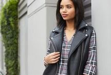 Edgy Style / Leather, black, distressed & bold. Live on the edge in these adventurous, edgy looks. Sharing outfits you love helps your Stylist get to know you better. Pin your favorites below, then link your board to your Style Profile for more personalized Fixes. / by Stitch Fix