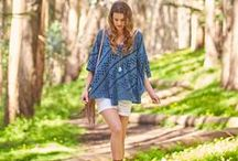Outfit Ideas: Boho Style / Stay on-trend with these effortless, breezy, Bohemian outfit ideas. Pin your favorite looks below to your Stitch Fix Style Board to help your Stylist select pieces for your next Fix.