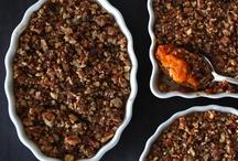 Christmas Dinner Menu 2012 / Christmas recipes and ideas