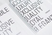 Graphic design / branding