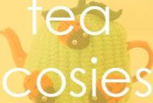 TEA | cosies / When did you last use a tea cosy? Think they're old fashioned, well here's some modern and interesting tea cosies.