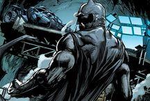 Batman / Batman / by Luis Morales