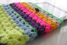 Haken / Crochet / Haken, patronen, haakinspiratie, crochet, d.i.y., handwerken, handmade, zelfgemaakt, draadjes, wol, garen / by ♥ Vanessa ♥