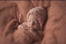 Newborn Poses / Newborn baby poses