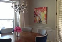 Dining room / by Julie