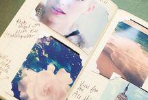 Smash/ journals / I love a good scrapbook