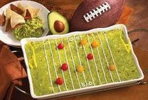 GAME DAY! / healthy game day snack for the whole family!