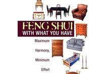 Feng shui / I believe in feng shui