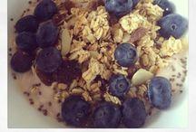 Vegan breakfast / Start your day off